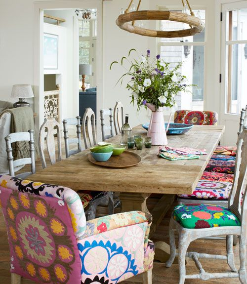 floral dining